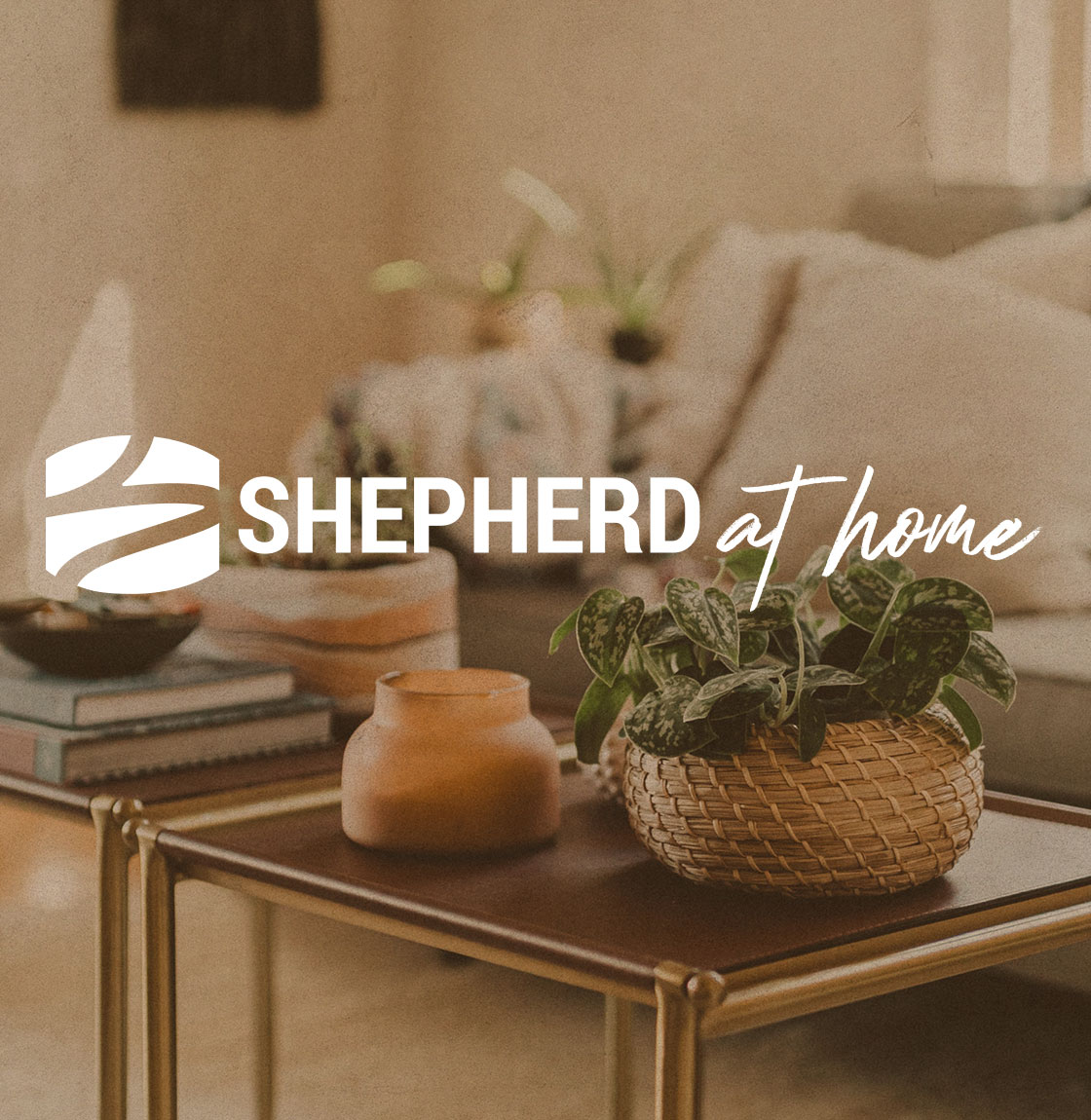 Shepherd at Home