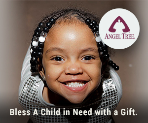 Drop off your Angel this weekend 11/24-25