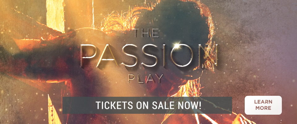 Passion Play Rotator Tickets on sale now